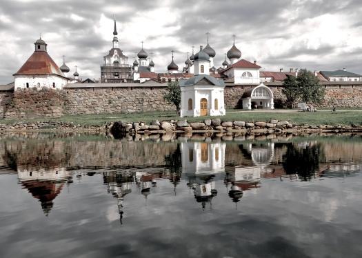 Solovetsky Monastery, White Sea, Russia